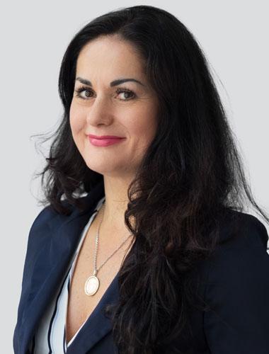 realitní makléřka Dorina Šebíková