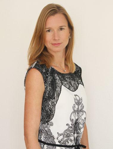 Realitní makléřka Eva Šimonovská