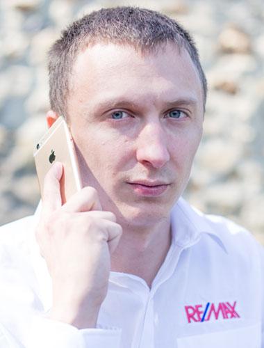 Realitní makléř Filip Tomeš