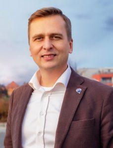 realitní makléř Martin Březina