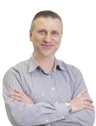 Realitní makléř Martin Pleskač