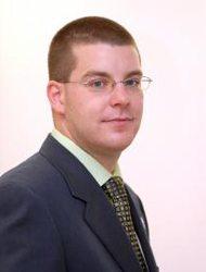 Realitní makléř Petr Hromek