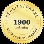 Realitní praxe od roku 1900