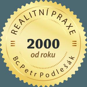 Petr Podlešák - Realitní praxe od roku 2000