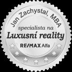 Specialista na luxusní nemovitosti