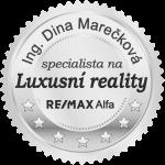 Specialistka na luxusní reality