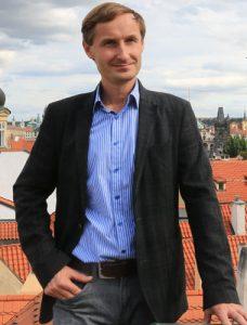 Realitní makléř Lukáš Kcheler