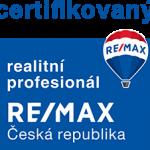 Certifikovaný realitní profesionál RE/MAX
