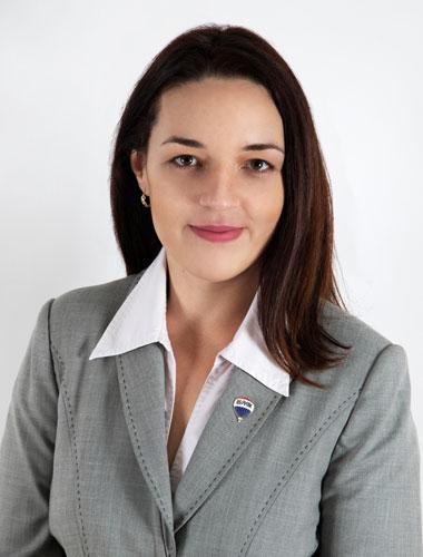 Realitní makléřka Dana Rambousková