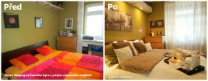 Homestaging - ložnice