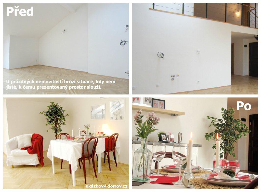 Homestaging dokáže zvýšit atraktivitu nemovitosti a tím i cenu