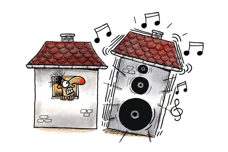 Sousedské vztahy