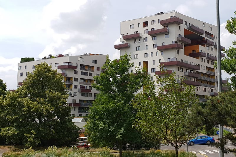 Bytová výstavba