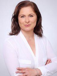 Realitní makléřka Marie Houdková
