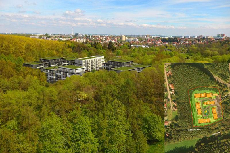 Zabraňme výstavbě bytů v Hostivařském lesoparku