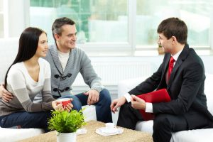 jednání o prodeji nemovitosti