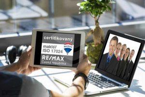 Realitní makléři s certifikací ISO