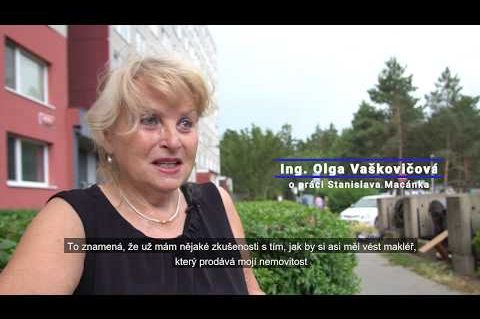Co o službách Stanislava Macánka Ing  Olga Vaškovičová