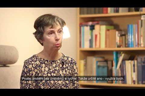 Co o realitních službách Vlastimila Rašky řekla Alena Dudová