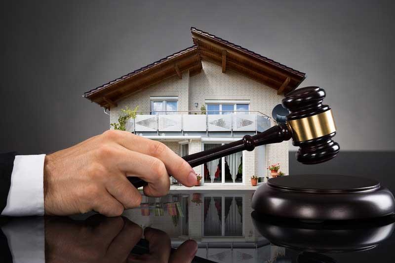 Prodej nemovitosti v aukci