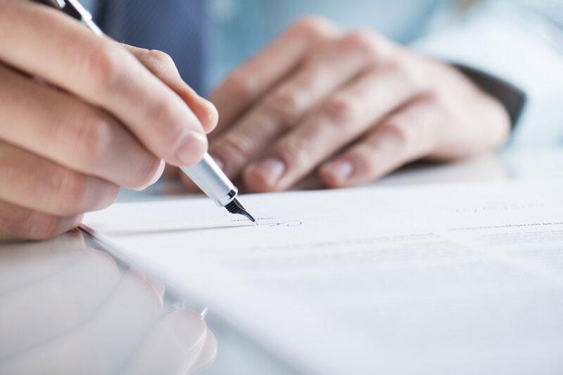 Dohoda a prohlášení o vzdání se předkupního práva - vzory ke stažení