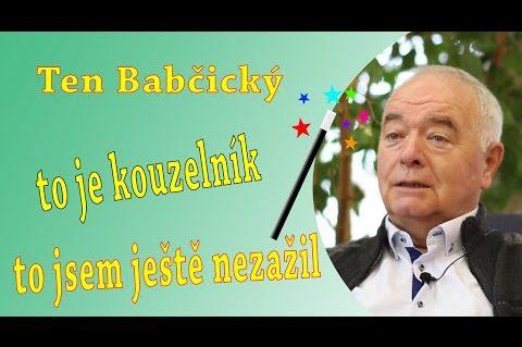 Co o práci Františka Babčického řekl Jan Polák