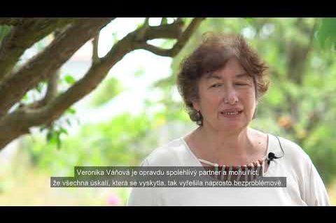 Co o službách Veroniky Váňové řekla PhDr. Alena Vopálková