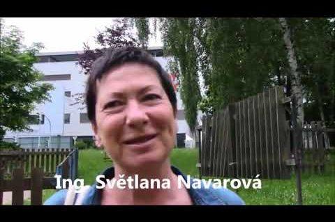Co o práci Veroniky Váňové řekla Ing. Světlana Navarová