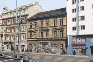 činžovní dům, ul. Dukelských hrdinů, Praha 7