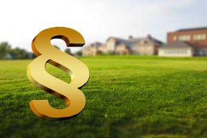 Omezení vlastnických práv u nemovitosti