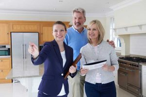 Prohlídka nemovitosti na prodej