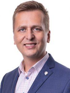 Realitní makléř Bc. Martin Březina