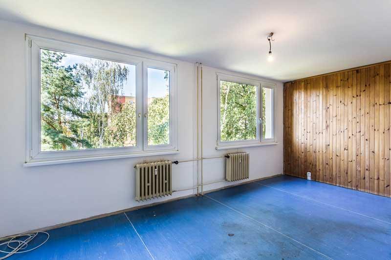 Before-Obývací pokoj