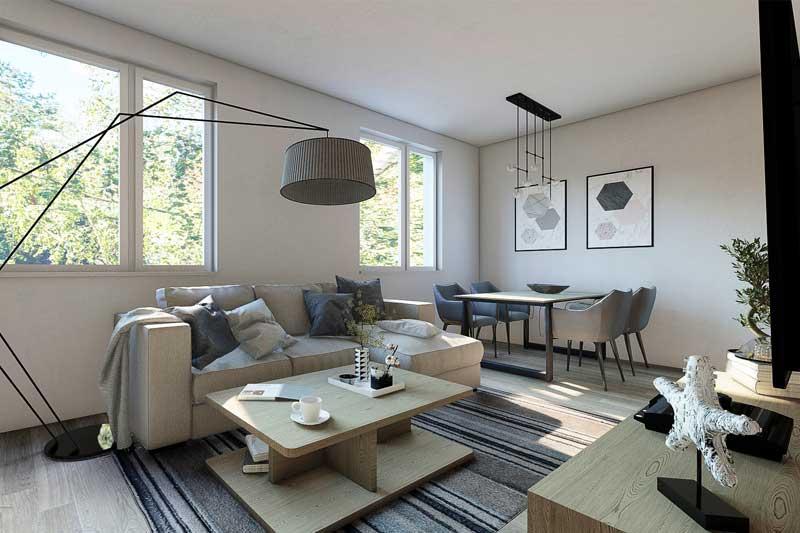 After-Obývací pokoj