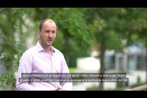 Filip Krejza o službách Věry Krulichové