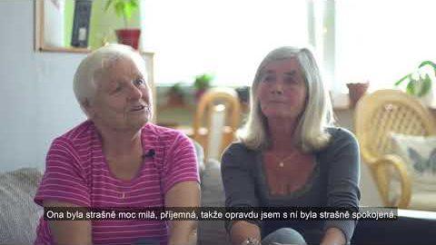 Jaroslava Volšanská a Jaroslava Kuchtová o práci Doriny Šebíkové