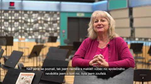 Helena Hnyková o službách Ing  Petra Šoupala