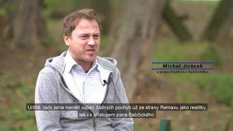 Michal Jirásek o práci Františka Babčického