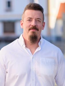 Realitní makléř Jakub Šprynar